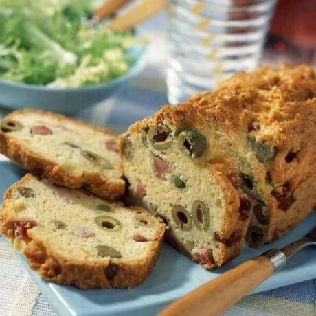 Mini cakes provençaux