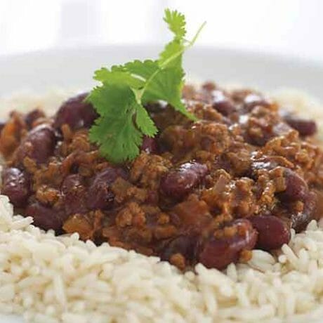 Chili con carne mexicain