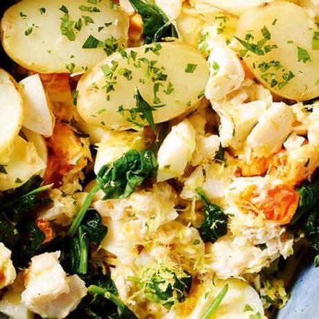 Salade antiboise
