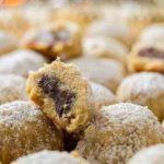 Gâteaux  de dattes marocains