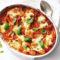 Gnocchi & tomate au four