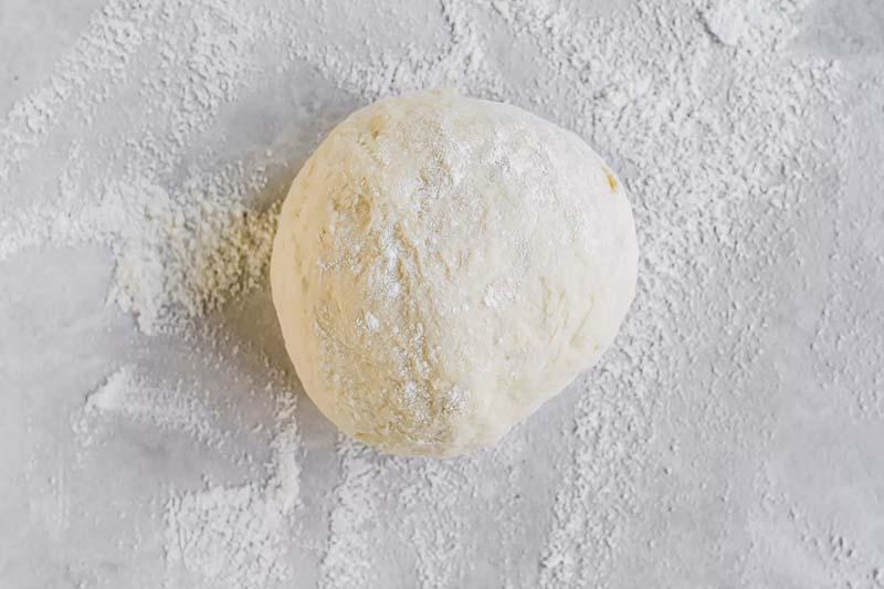 Recette de pâte à pizza façon New York